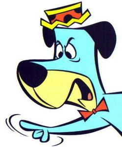 Huckleberry Hound – Cartoon World