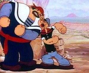Popeye The Sailorman – Cartoon World
