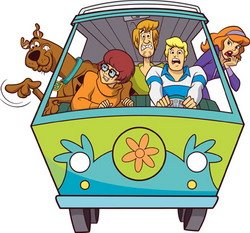 Scooby Do and the Mystery's Five - The Cartoons World