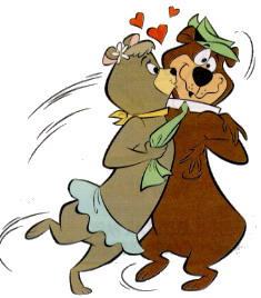 Yogi Bear Cartoon Character - The Cartoons Waorld