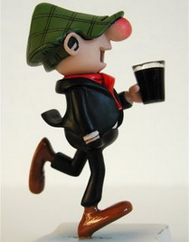 Andy Capp cartoon character