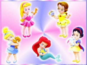 Baby Princess Doll Disney
